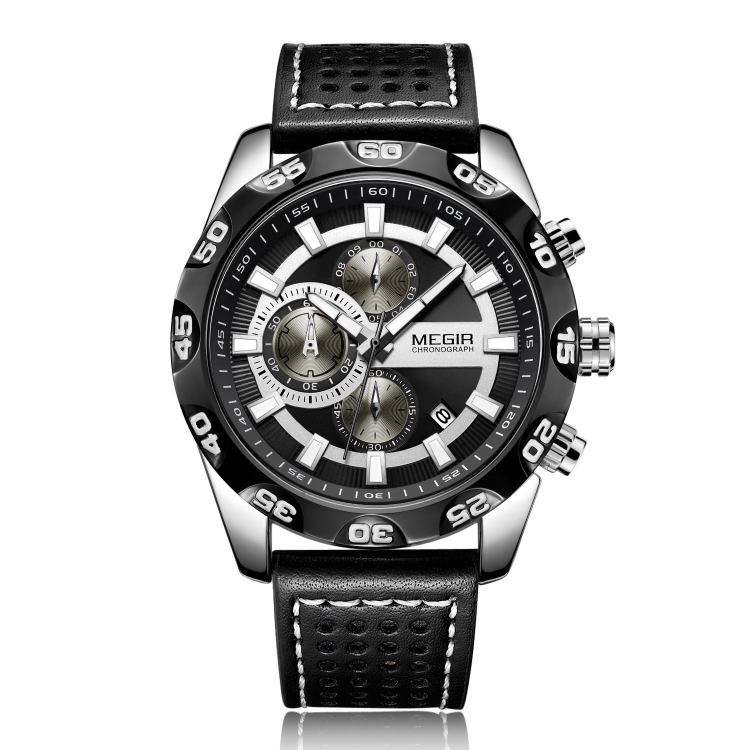 CHRONOGRAPH ML2096GS-BK-1
