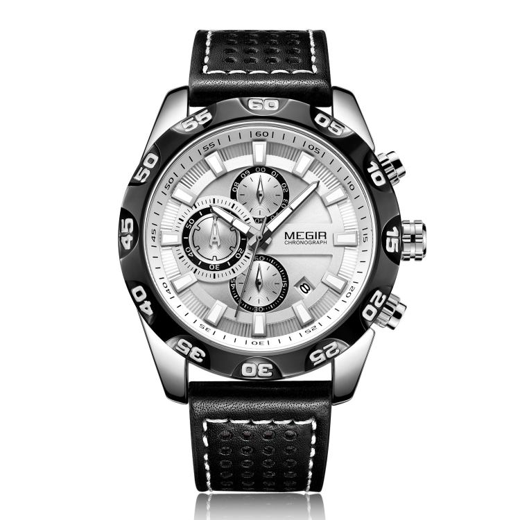 CHRONOGRAPH ML2096GS-BK-7