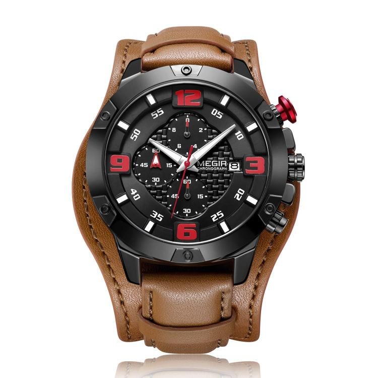 CHRONOGRAPH ML2099G-BKBN-1
