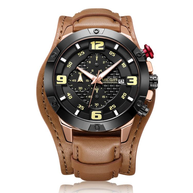CHRONOGRAPH ML2099GRE-BKBN-1N0