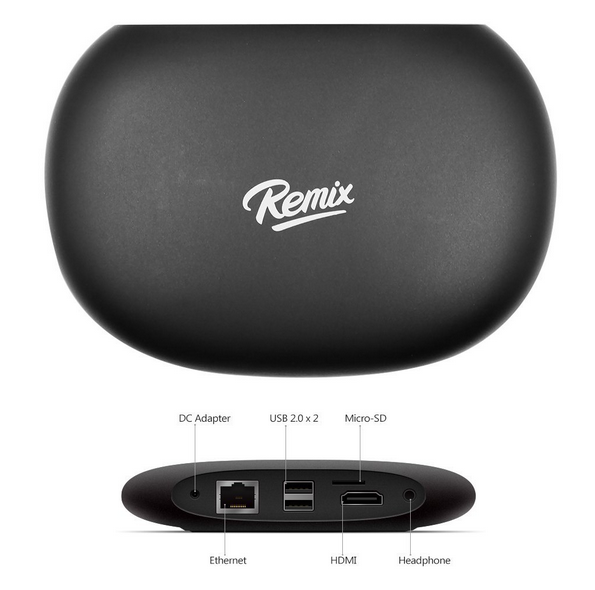 Remix Mini World's First True Android PC Remix OS Android