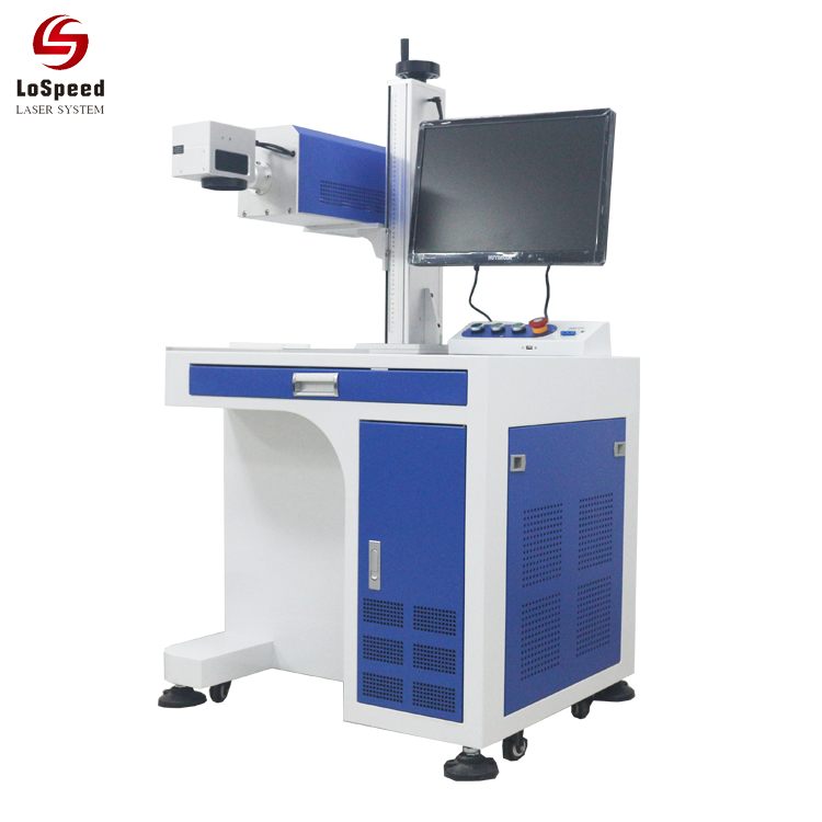 Non-Metal CO2 Laser Marking Machine for Leather,Wood,Cloth