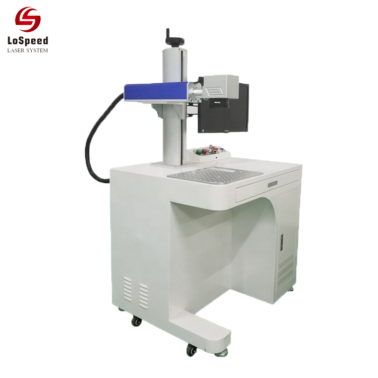 Mopa Laser Marking Machine for Colour Mark on Stainless and