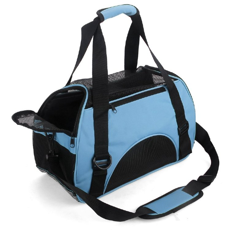 marsboy portatile Pet Carrier Airline Approved sotto il sedi