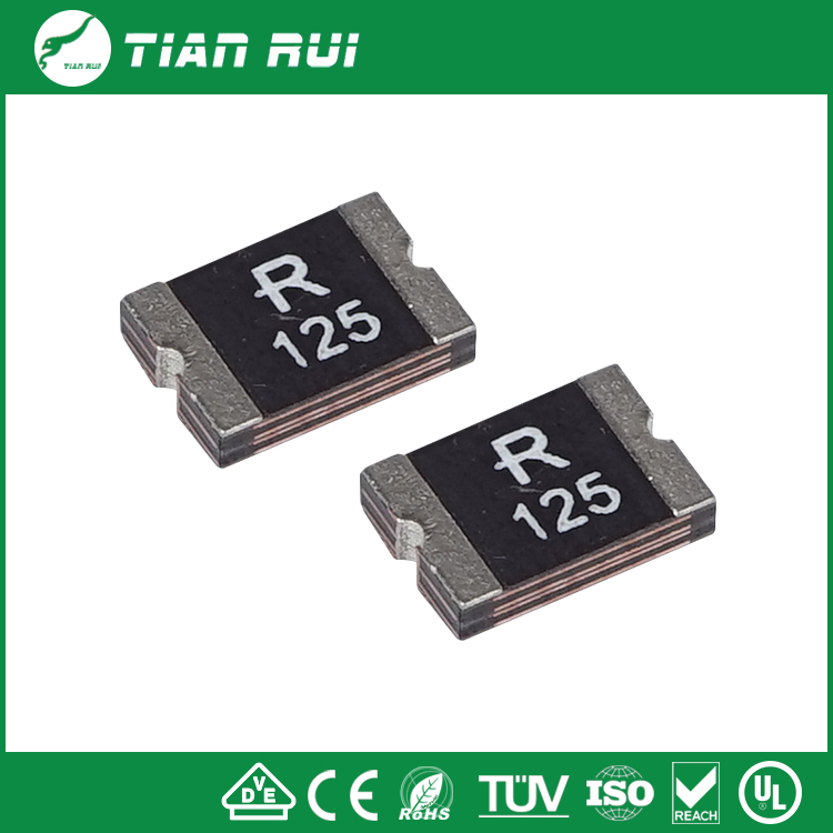 1210 Resettable SMD Fuses