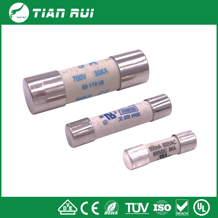 10*38 high-voltage ceramic fuse