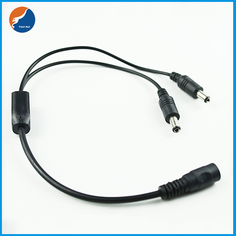 DC one in two power cable