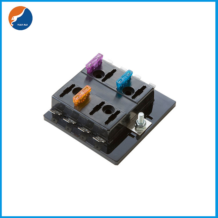 1 in 8 out blade fuse box