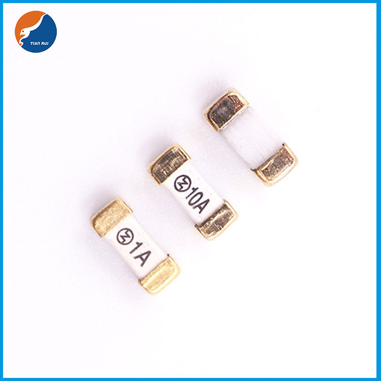 6125 square type slow blow SMD fuse