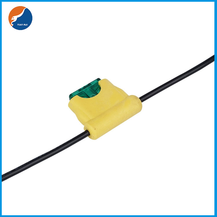 ATY-IN-03B inline fuse holder