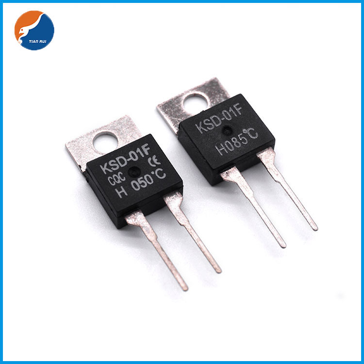 KSD-01F temperature switch