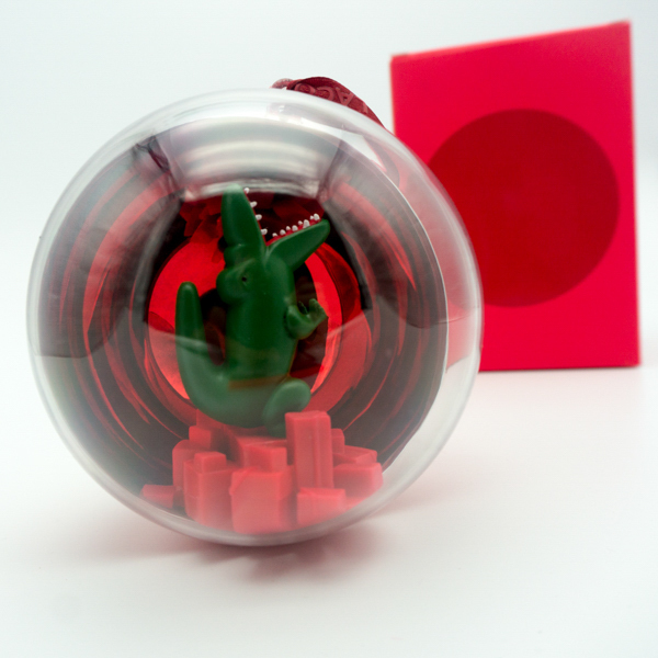 High-quality Ornaments Plastic Christmas Ball