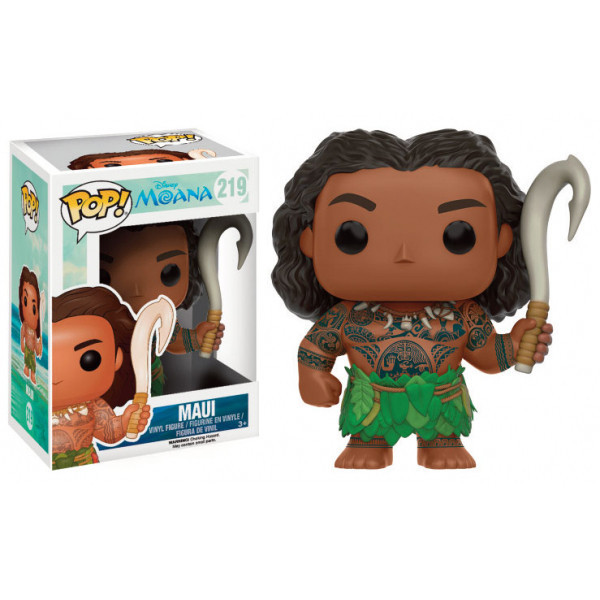 2017 hot anime funko pop toy figure Moana