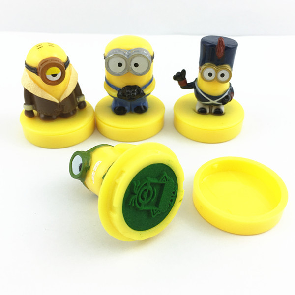 Minions Stamp Pad Toys