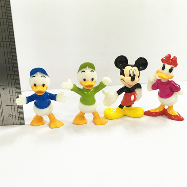 Good Quality Disney Characters Mini Figurine Toys For Kids