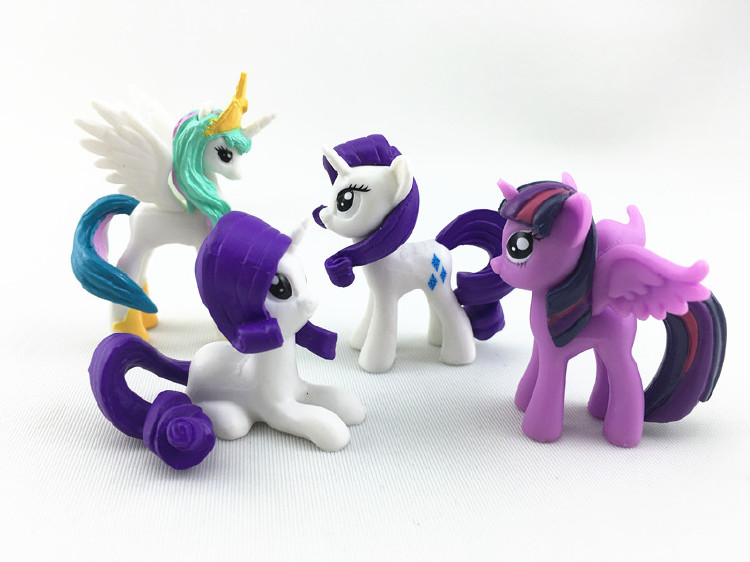 My Little Pony Plastic Pencil Topper