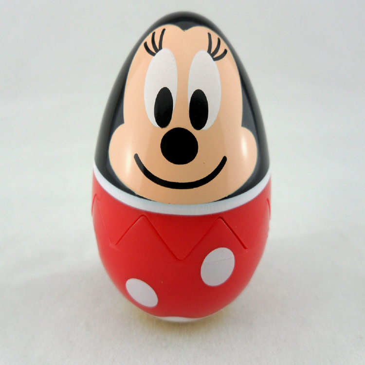 Minnie Mouse Surprise Eggs - Food Grade