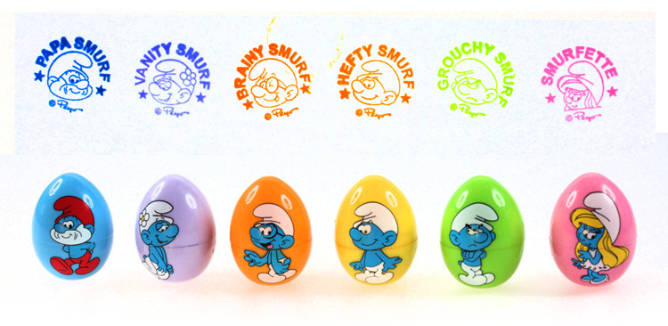 Smurfs Surprise Egg - OEM