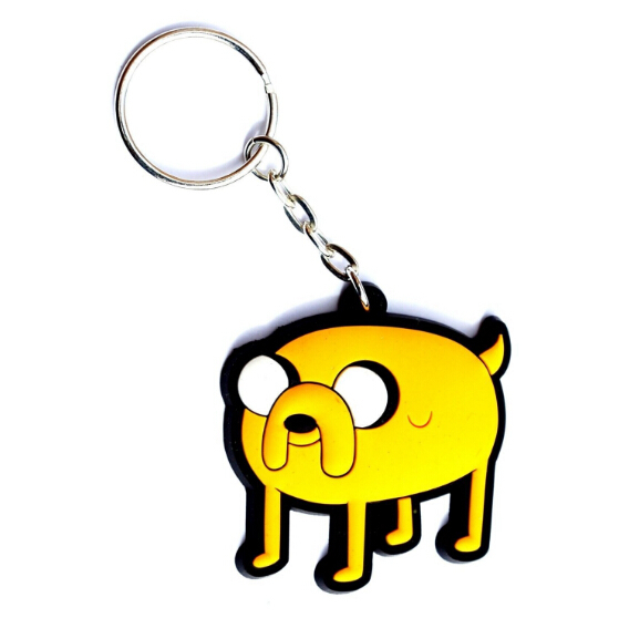 Custom Rubber 3d Soft Pvc Keychain