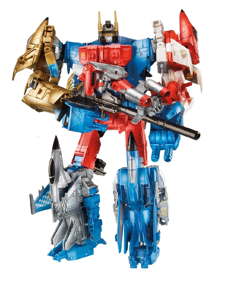 Plastic Transformers Toy