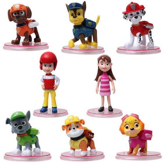 Animal Paw Patrol Toys