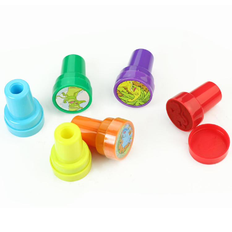 plastic stamp toy