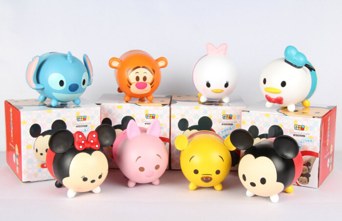 Disney Tsum Tsum Coin Bank