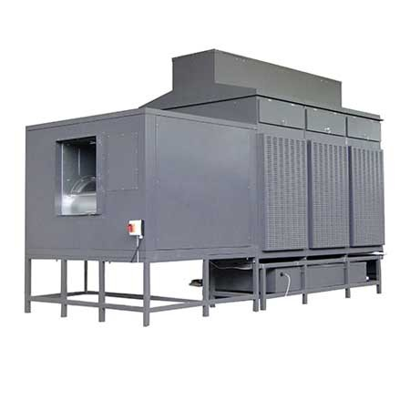indirect evaporative cooling Inter-cross Indirect Evaporativ