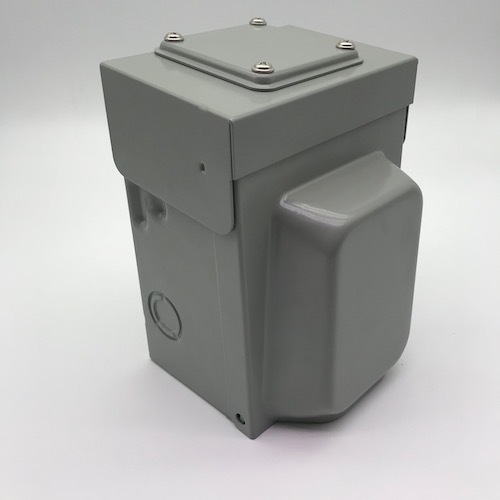 NEMA L14-30 Metal Box Power Inlet