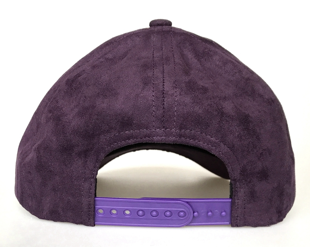 China supplier for suede material baseball cap