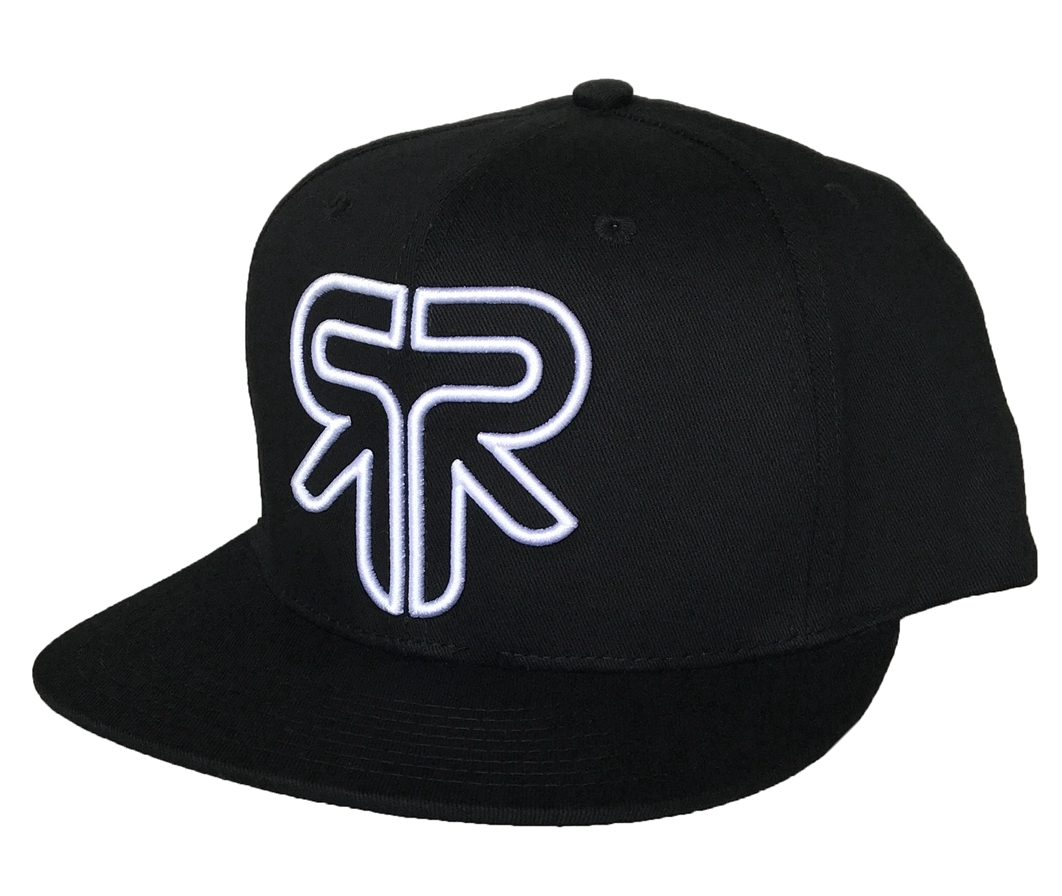 Custom 6 panel 3D embroidery snapback cap hat