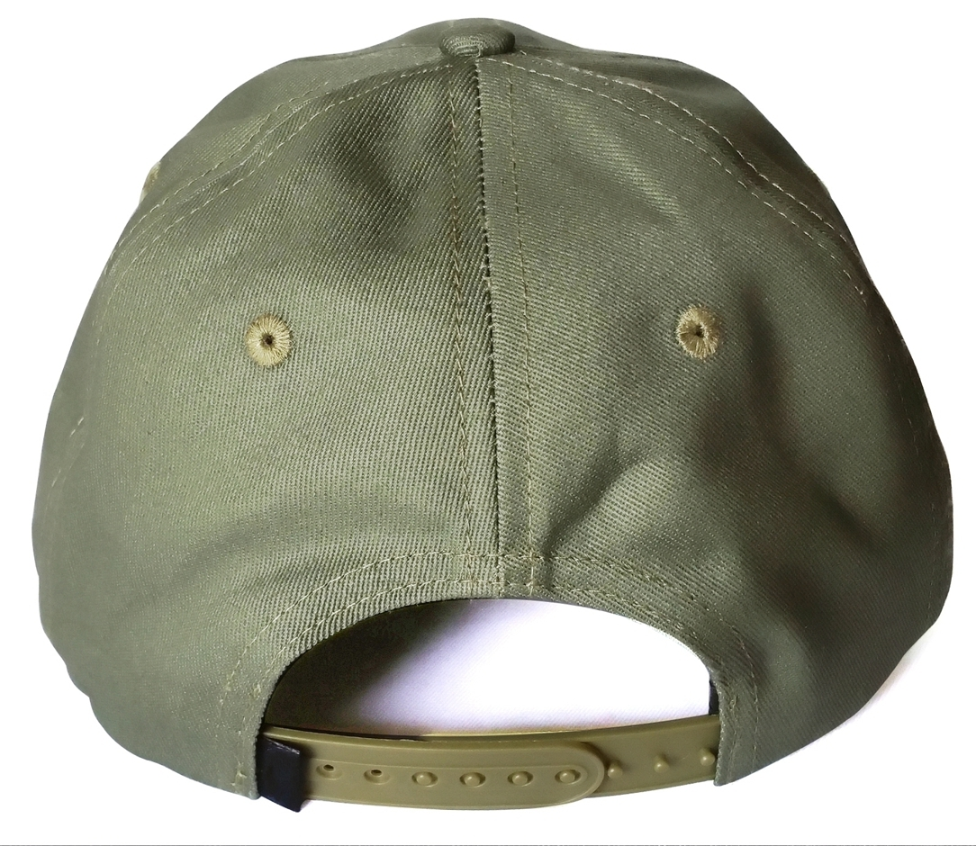 Custom leather patch baseball cap hat factory
