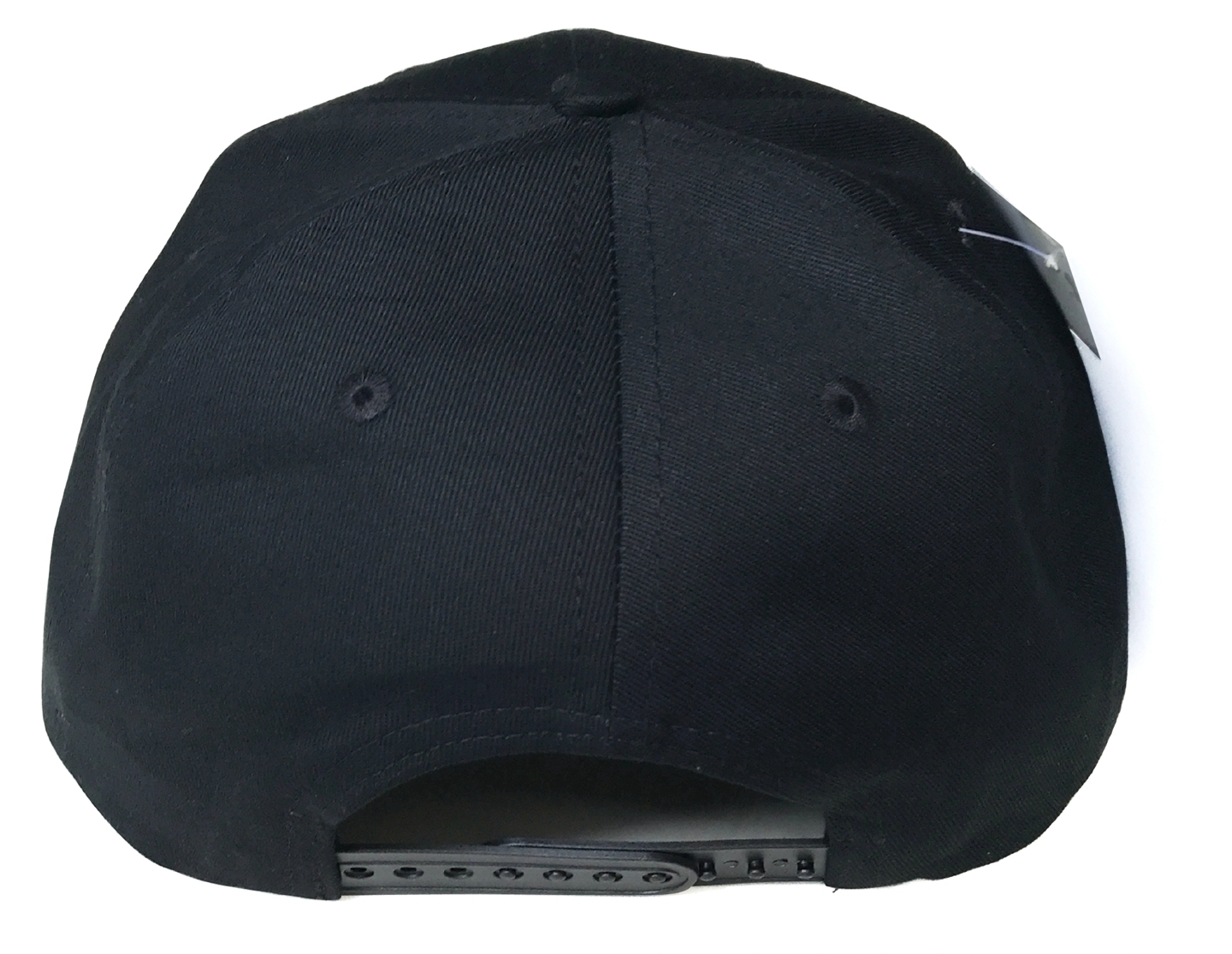 Custom Black cotton materail baseball cap