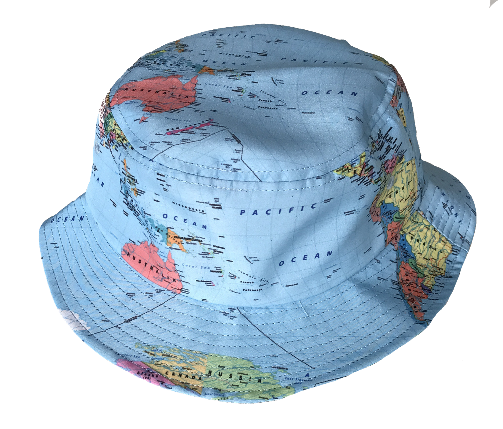 Custom printing pattern bucket hat supplier in China