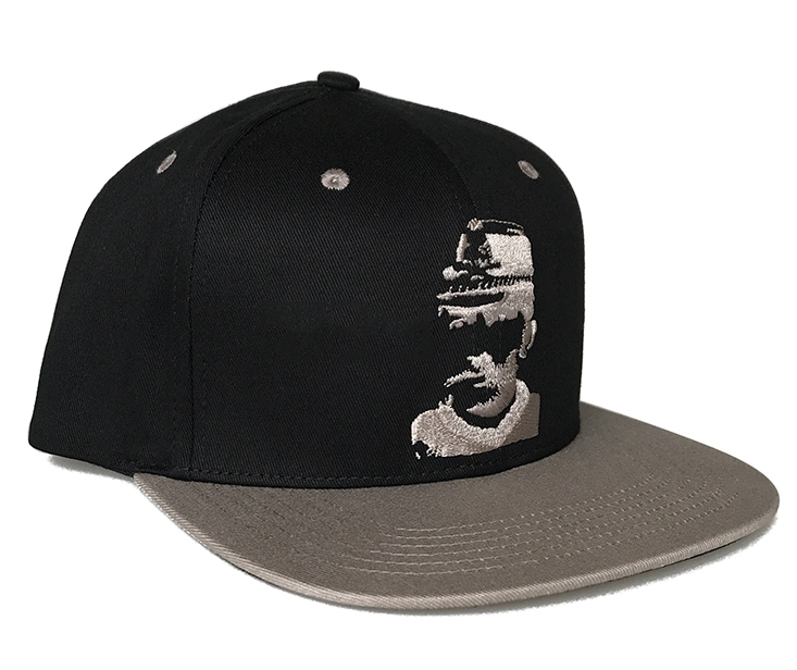 Custom design 6 panel snapback cap manufacturer in China