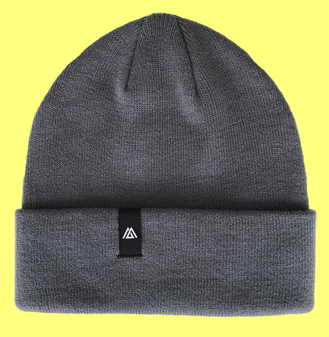 Beanie hat - CMC8149 ( Beanie hat with woven label logo)
