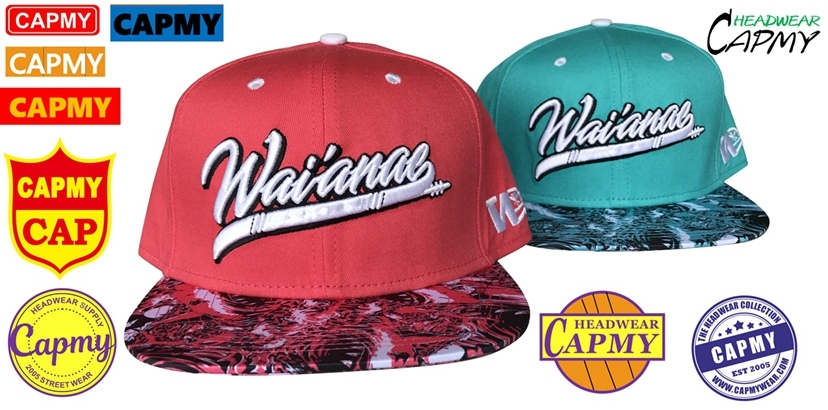China snapback cap manufacturer - Capmy Headwear