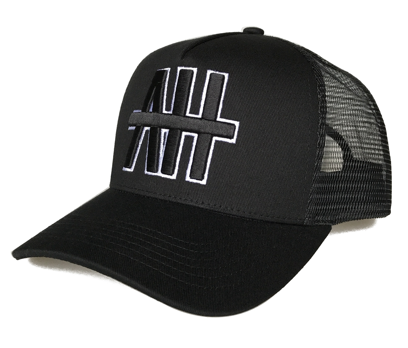 Trucker hat/Mesh hat - CMC 3085 (5 panel printing crown oran