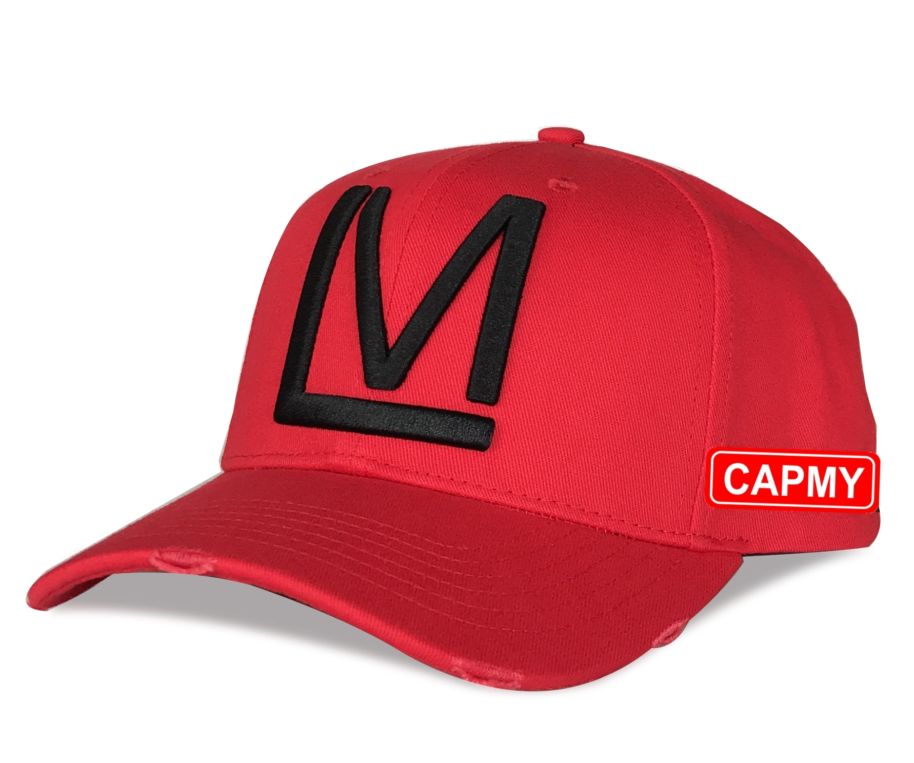 High quality white cotton 6 panel baseball cap supplier