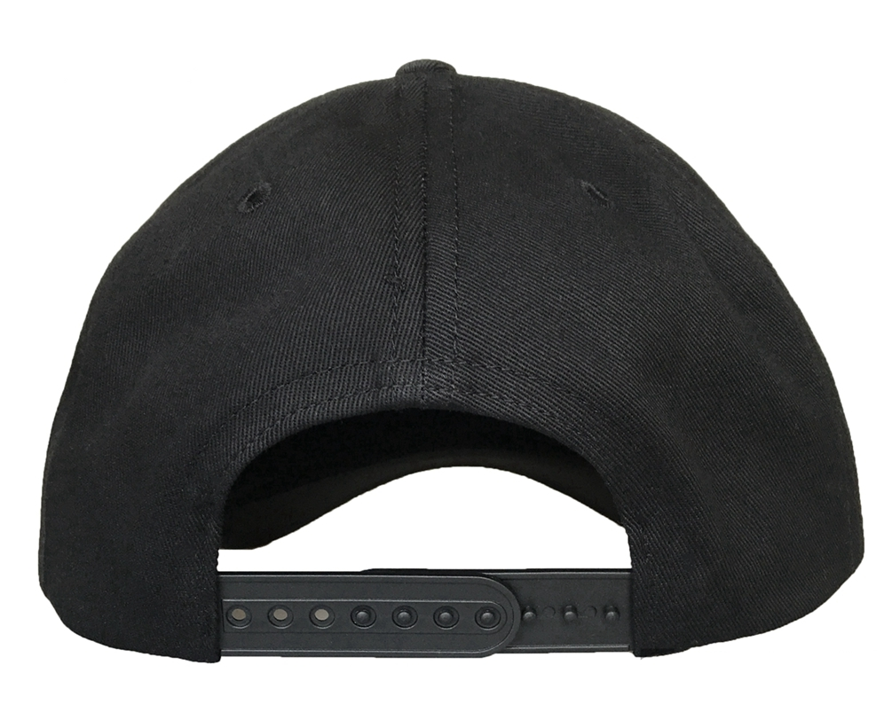 High quality sportwear black baseball cap manufacturer