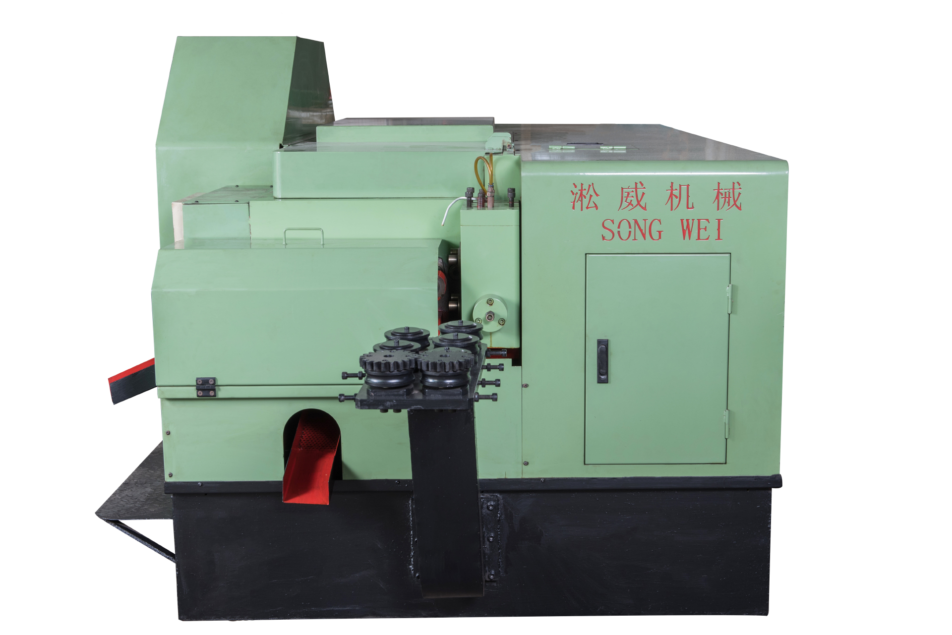 excellent heading machine for nut bolt, cold heading machine