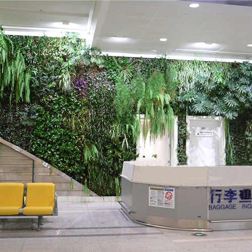 Customize Artificial Plant Wall