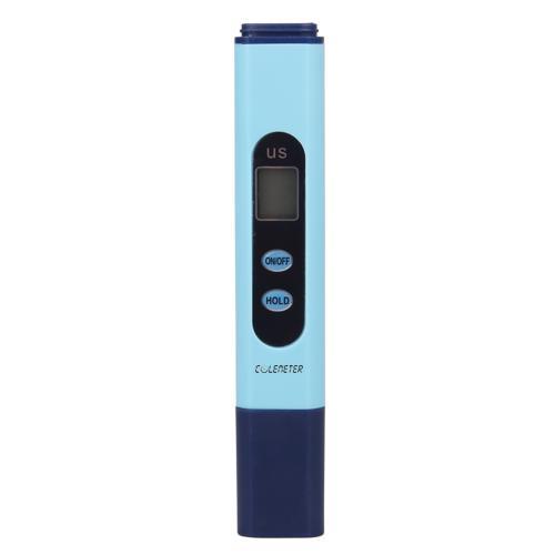 Aquarium Conductivity Meter : Colemeter cb hydroponics aquarium ec conductivity meter
