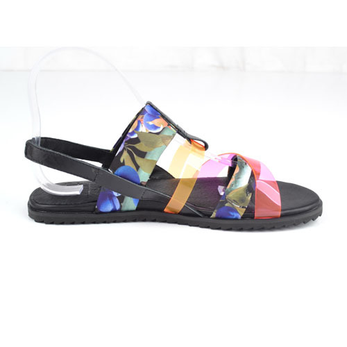 genuine leather flat sandals shoes china manufacturer