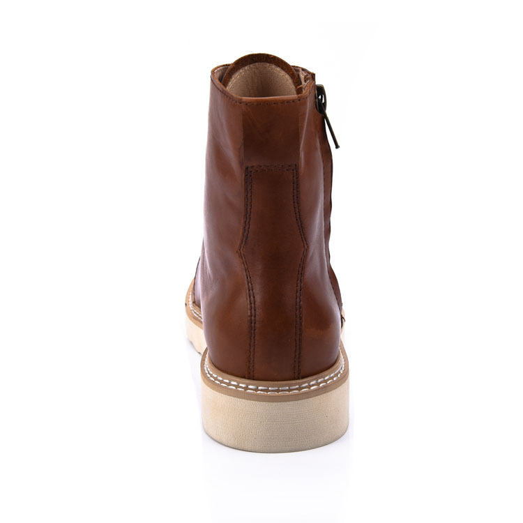 Chelsea genuine leather mens boots shoe manufacturers china