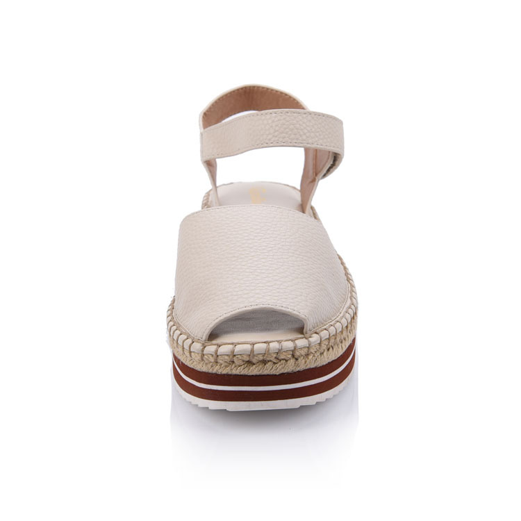 Low heeled wedge sandal shoes Suppliers and Manufacturers ch