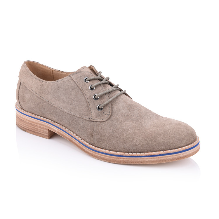 men's lace-up suede oxford shoes suppliers & manufatures