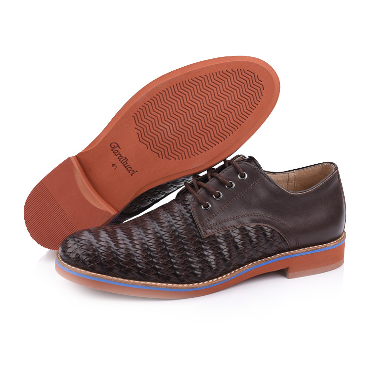 mens woven leather shoes suppliers and manufacturers