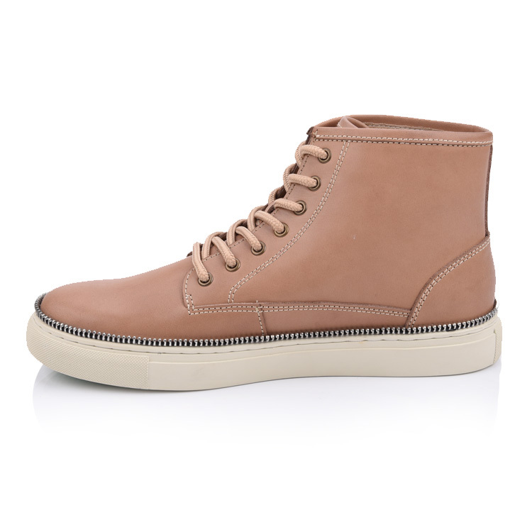 men's sneaker lace-up boots shoes factory