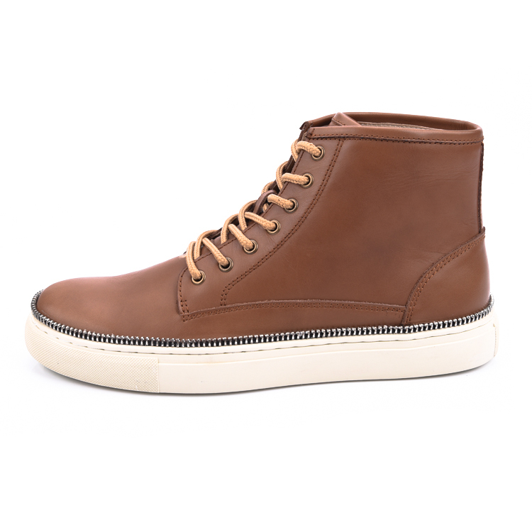 men's leather sneaker shoes suppliers and manufacturers